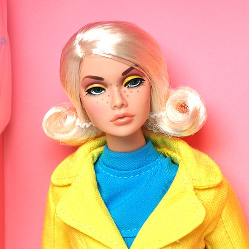 Poppy Parker Day Tripper Poppy Parker Dressed Doll - PP038