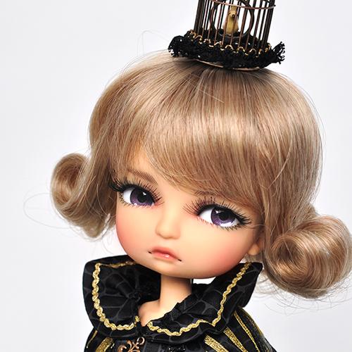 "13"" LILA  Goblin Princess-L205"