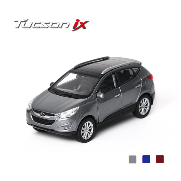 [HYUNDAI] 1:38  Tucson Diecast Mini Car - 96911