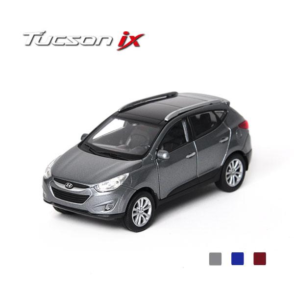 [HYUNDAI] 1:38  Tucson Diecast Mini Car - 96911