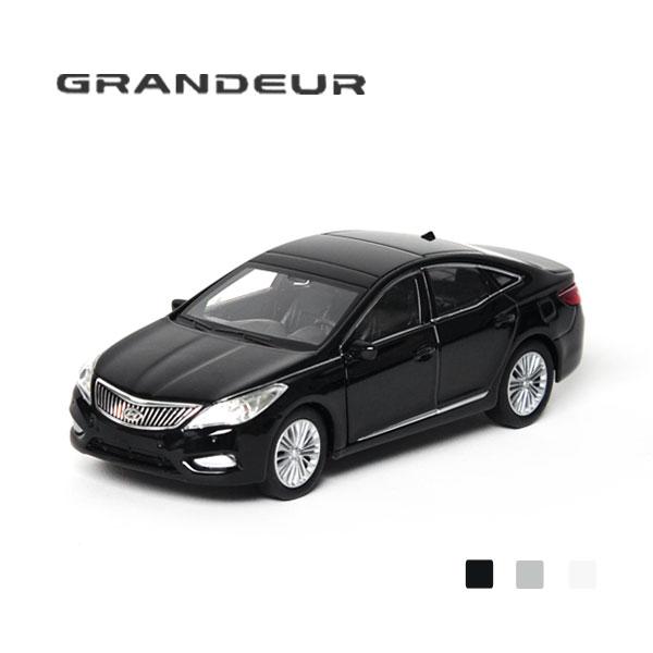 [HYUNDAI] 1:38 AZERA GRANDEUR  Diecast Mini Car - 96937