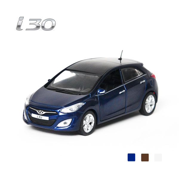 [HYUNDAI] 1:38  i30  Diecast Mini Car - 96912
