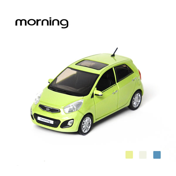 [KIA] 1:38 Morning Diecast Mini Car - 96924