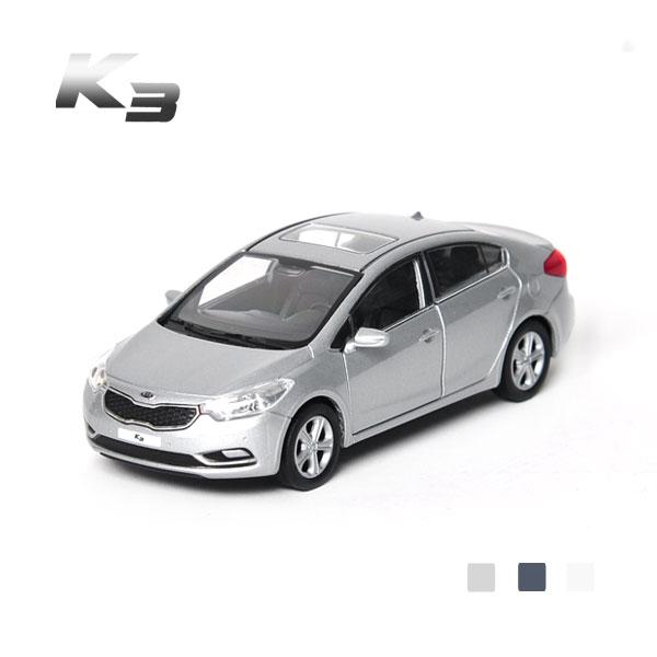 [KIA] 1:38  K3 Diecast Mini Car - 96935