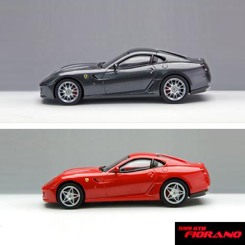 [ENTERBAY] 1:FERRARI 599 GTB FIORANO - FRM0001