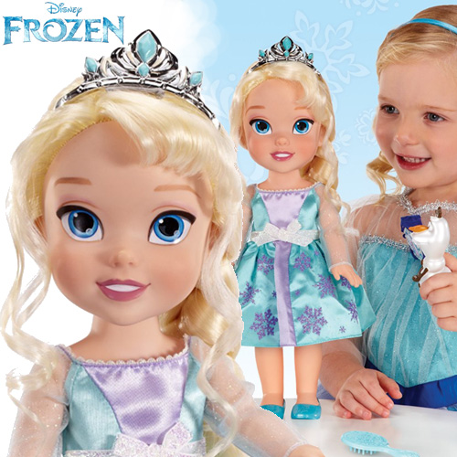 Frozen Toddler Elsa Doll Play Set - 31009