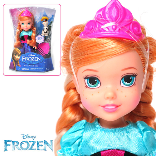 Frozen Young Anna and Olaf - 31012