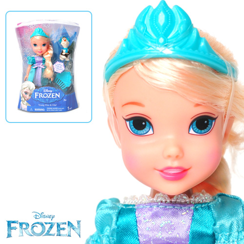 Frozen Young Elsa and Olaf - 31013