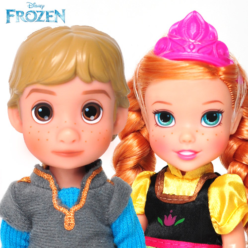 Frozen Young Anna and Kristoff - 31030