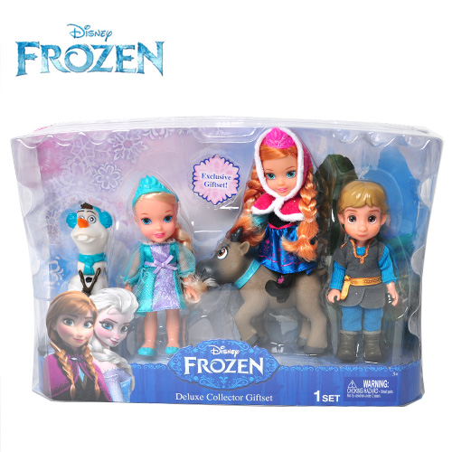 Frozen Exclusive Deluxe Collector Gift Set - 31031