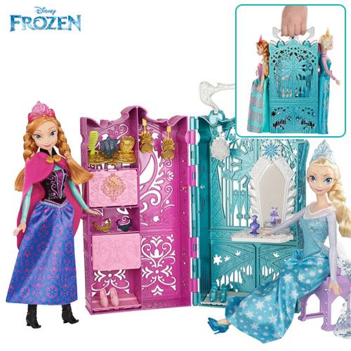 Disney Frozen Dual Vanity Playset -BDK36