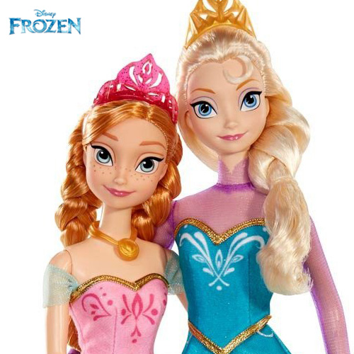 Disney Frozen Royal Sisters Elsa & Anna - BDK37