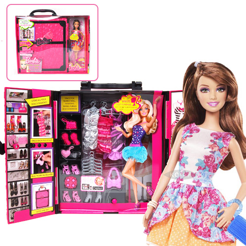 Barbie Fashionistas Ultimate Closet - X5357
