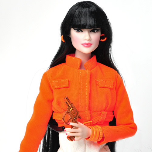 """12"""" Agent Kimiko Gunn Poppy Parker™ Dressed Doll-PP063"""