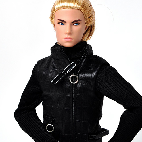 "12"" Sebastien Havoc: Brother in Arms Lex Lawrence™ Dressed Doll-PP066"