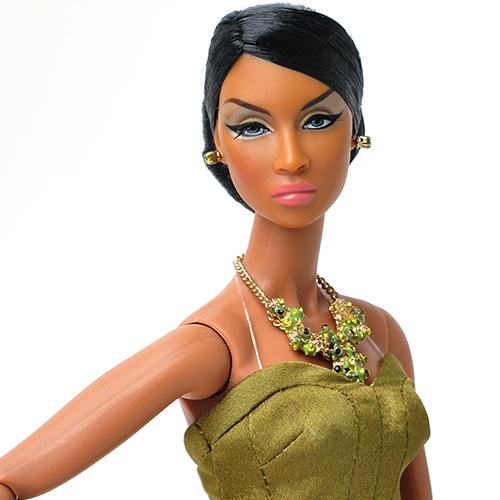 "12"" Vivid Encounter Adèle Makéda™ Dressed Doll-91348"