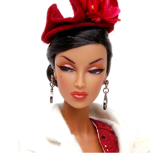 FR MONOGRAM Admiration Dressed Doll - 93029