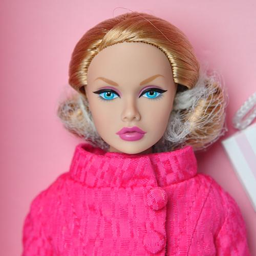 Poppy Parker She's Arrived! Dressed Doll Gift Set - pp015