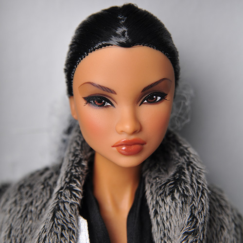 Nu.Face Perk, Colette Dressed Doll - 82025