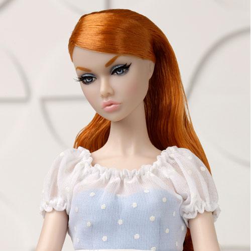 Poppy Parker Sweet in Switzerland Dressed Doll - PP050