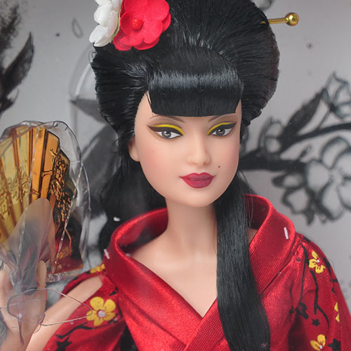 Japan Barbie Doll-V5004