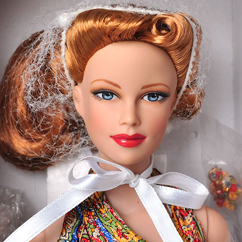 "TONNER 16"" Siren at Sea Brenda Starr-E6BSDD05"