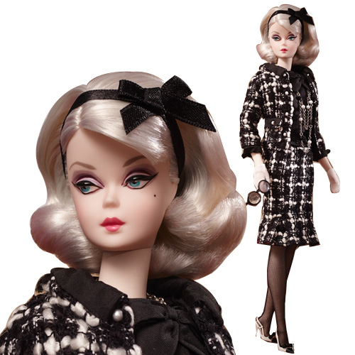 Boucle Beauty Barbie Doll Silkston - CGT25