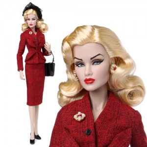 "Integrity Toys 12"" The Odds are Stacked Gloria Grandbuilt Dressed Doll - 14070"