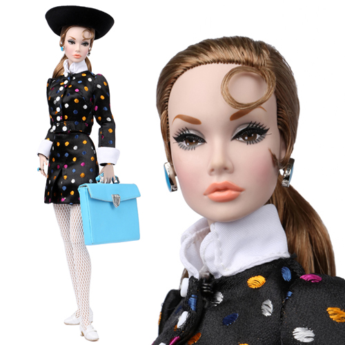 "12"" Go See! Poppy Parker Dressed Doll - PP080"