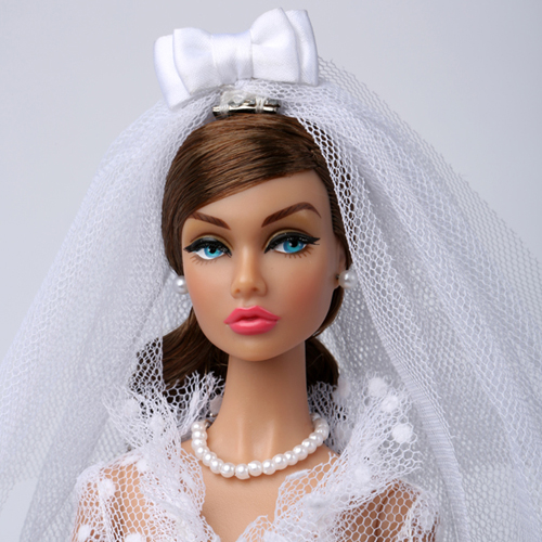 "12"" Wedding Belle Poppy Parker Dressed Doll - PP085"