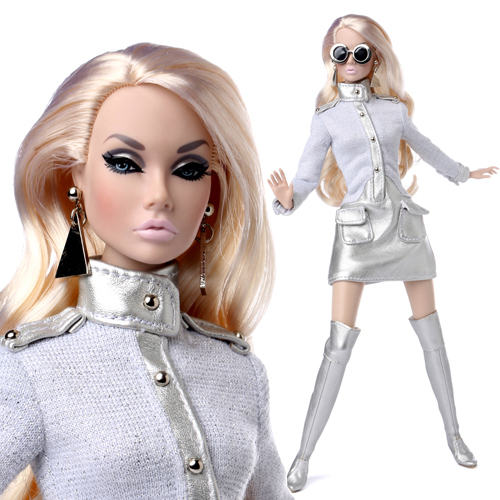 "12"" Out of This World Poppy Parker Dressed Doll - PP086"