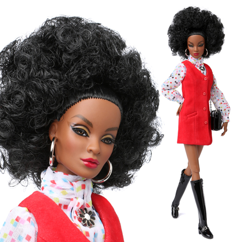 "12"" Peace, Love and Soul Darla Daley Dressed Doll - PP087"