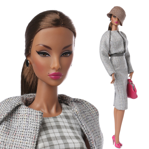 "FR 12"" Prestige Natalia Fatale Dressed Doll - 91371"