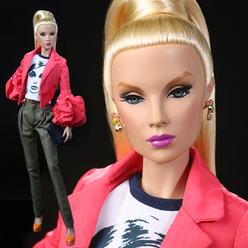 """Integrity Toys 16"""" Tulabelle  Idol Thoughts Dressed Doll - 86012"""