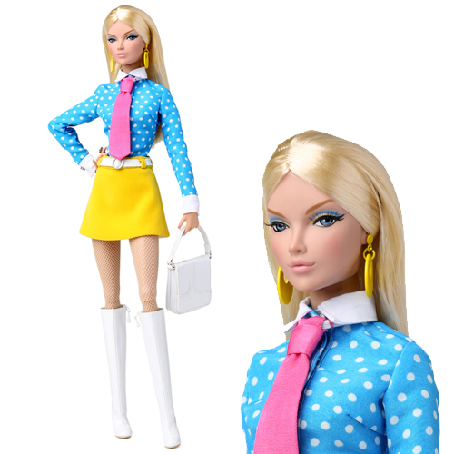 "[preorder]16"" Poppy Parker Fashion Teen Bright Idea Dressed Doll - 84010"