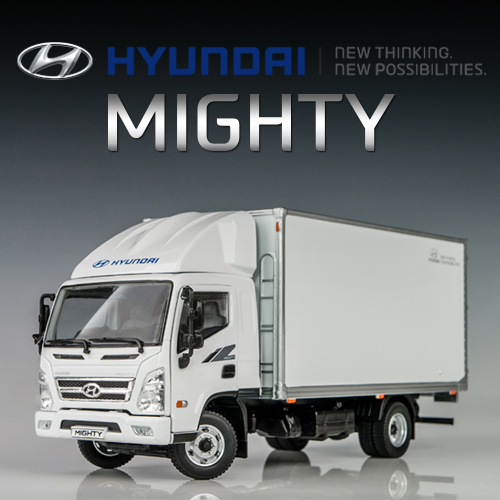 [JIGAMAREE]1:32 HYUNDAI MIGHTY DIECAST MODEL CAR
